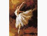 MR-Q1451 Картина раскраска Искусство танца Mariposa