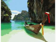 Природа и пейзаж: картины без коробки Пхукет. Таиланд
