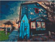 Города мира и Украины: картины без коробки Вест Корк. Ирландия