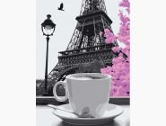 Города мира и Украины: картины без коробки Кофе в Париже