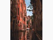 Города мира и Украины: картины без коробки Канал Каннареджо. Венеция