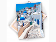 Печать фото на холсте Печать на холсте картины 50х70 см