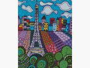Города мира Облака в Париже