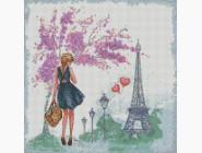 Люди, портреты Прогулка по Парижу