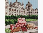 Новинки алмазной вышивки Венгерские каникулы
