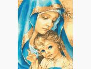 Иконы и религия Мария с младенцем