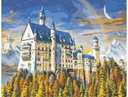 Городской пейзаж Замок на горе