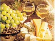 Картины по номерам для кухни Дегустация вина