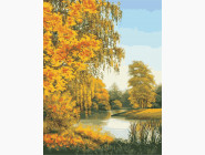 Пейзаж и природа Золотая осень