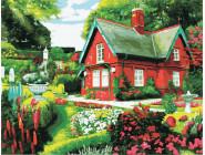 Городской пейзаж Сказочный дом