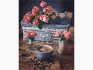 Цветы, натюрморты, букеты Винтажные розы