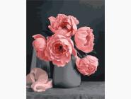 Цветы, натюрморты, букеты Букет в кувшине