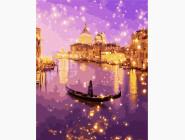 Городской пейзаж Волшебная Венеция