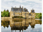 Городской пейзаж Замок в Германии