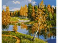 Пейзаж и природа Осень в лесу