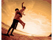 Романтика, любовь Фото на закате