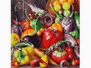 Раскраски для кухни Урожай