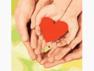 Романтика и влюбленные: картины без коробки Семейное счастье