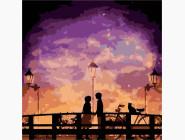 Романтика и влюбленные: картины без коробки Мост свиданий