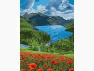 Пейзаж и природа Маки в горах