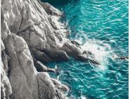 Море, морской пейзаж, корабли Море и камни