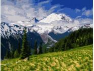 Пейзаж и природа Каскадные горы