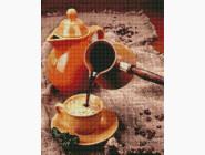Новинки алмазной вышивки Ароматный кофе