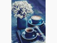 Новинки алмазной вышивки Кофе для двоих