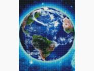 Новинки алмазной вышивки Планета Земля
