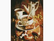 Новинки алмазной вышивки Кофе с печеньем
