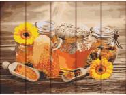Картины по номерам для кухни Медовые сладости