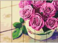 Цветы, натюрморты, букеты Пышные розы