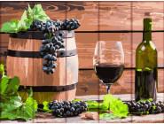 Картины по номерам для кухни Прованское вино