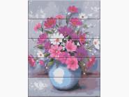 Цветы, натюрморты, букеты Нежные цветы