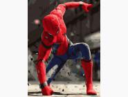 Портреты и знаменитости: раскраски без коробки Человек-паук