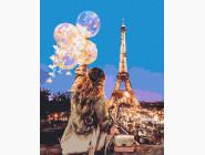 Портреты и знаменитости: раскраски без коробки С шариками в Париже