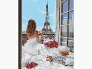 Портреты и знаменитости: раскраски без коробки Французское утро