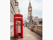Города мира и Украины: картины без коробки Символы Лондона
