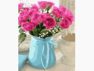 Букеты и натюрморты: картины без коробки Букет ярких роз
