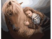 Животные и рыбки Отдых на лошади