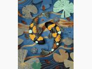 Морской пейзаж: картины без коробки Тропические рыбки