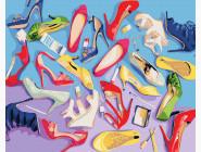 Абстракция и прочее Туфли