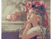 Дети, ангелочки, феи: картины без коробки Все дети - ангелы