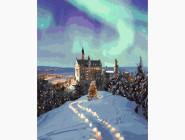Городской пейзаж Сказочный замок