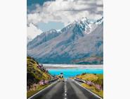Природа и пейзаж: картины без коробки Путешествие в горы
