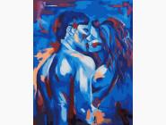 Романтика и влюбленные: картины без коробки Живописная любовь