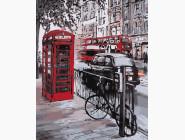 Города мира и Украины: картины без коробки Краски Лондона