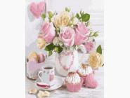 Розы и сладости