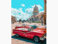 Машины, космос, самолеты: картины без коробки Улица Гаваны