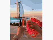 Вечерняя романтика в Дубае